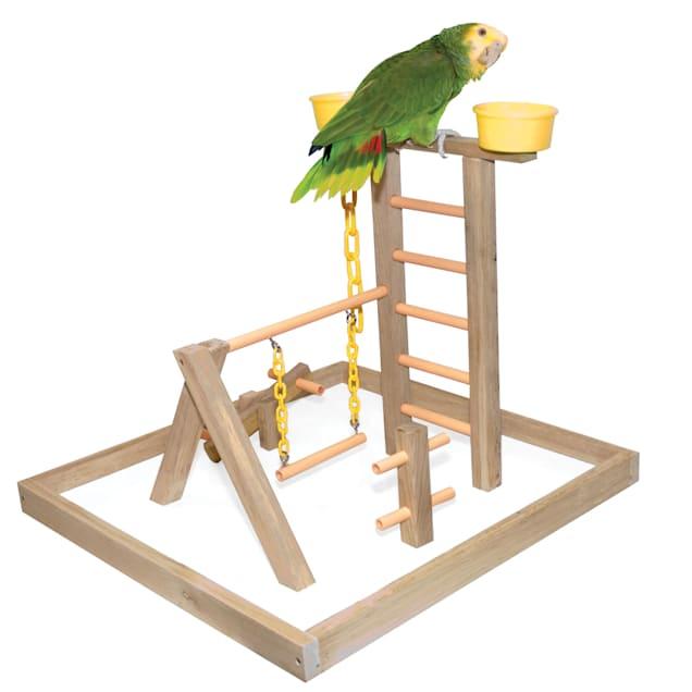 "Caitec Acrobird Playground, 24"" Base - Carousel image #1"