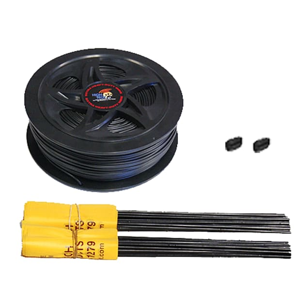 High Tech Pet Wire and Flag Kit for All Fencing and Containment Systems - Carousel image #1