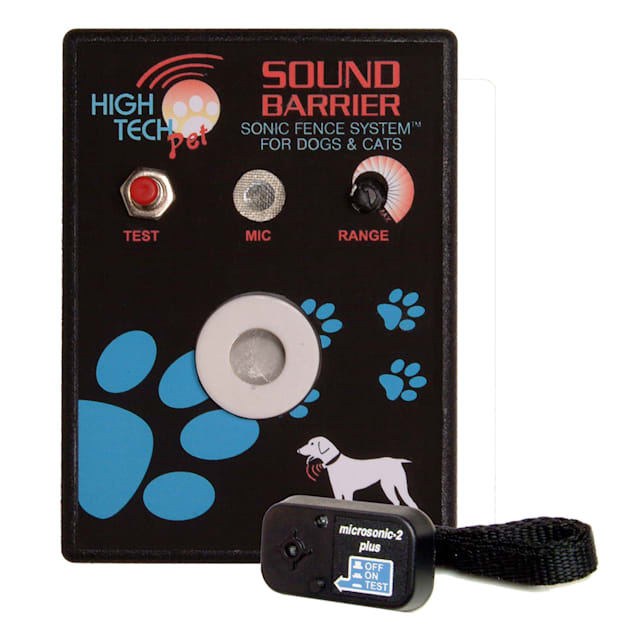 High Tech Pet Indoor Sound Barrier, Complete System - Carousel image #1