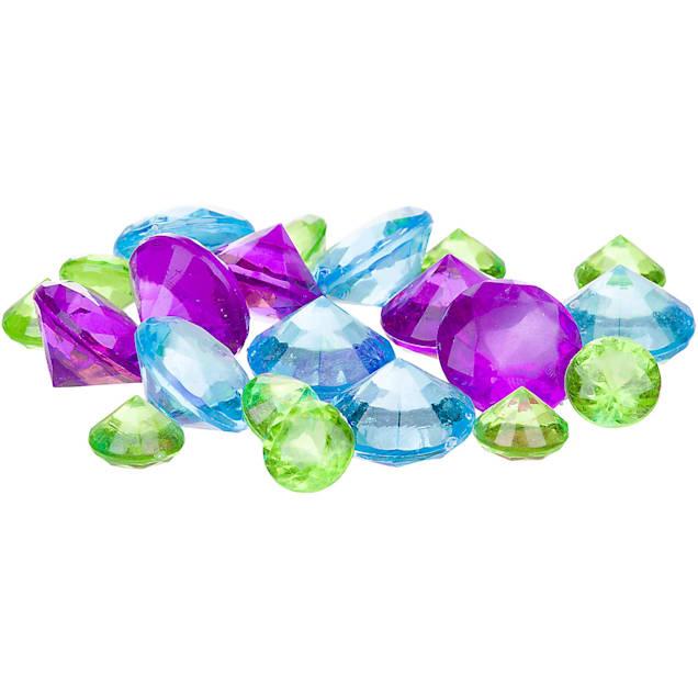 Petco Aquarium Treasure Blue Gems Gravel Accents - Carousel image #1