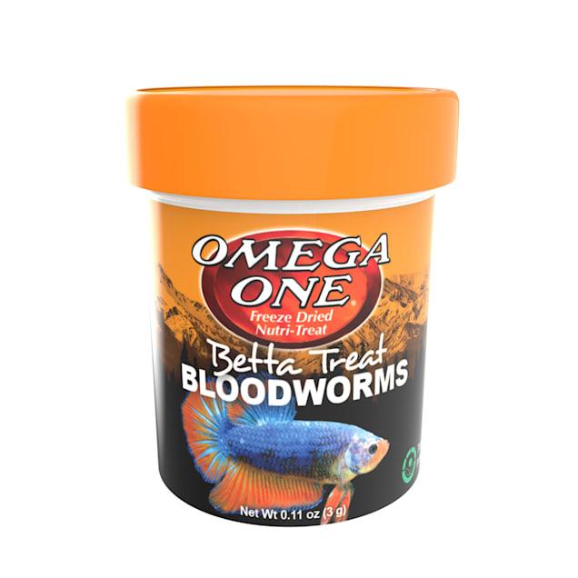 Omega One Freeze Dried Betta Treat, .11 oz. - Carousel image #1