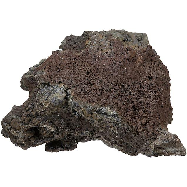 "North American Pet Black Lava Rock, 5"" L X 5.5"" W X 4.5"" H - Carousel image #1"