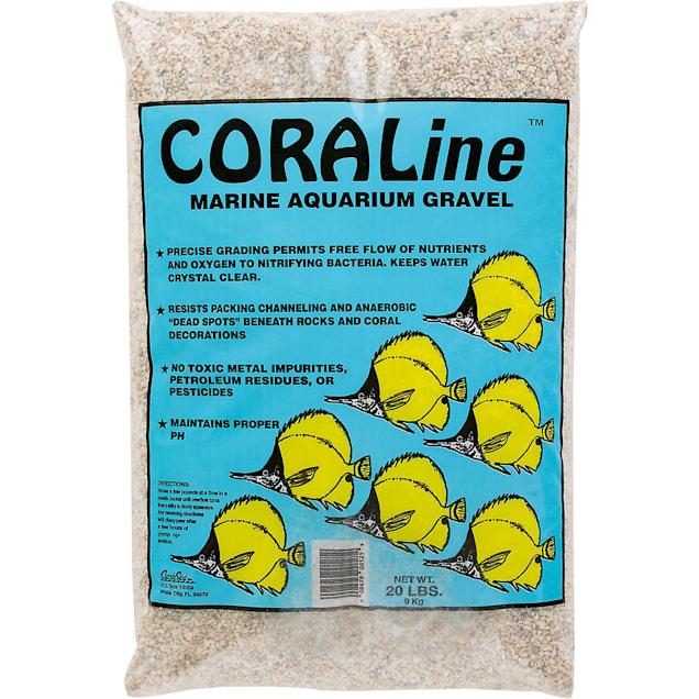 CaribSea Coraline Aquarium Gravel, 20 lbs. - Carousel image #1