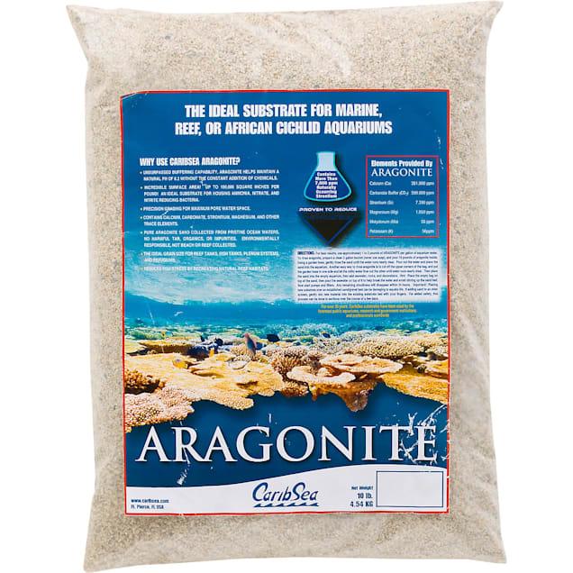 CaribSea Aragonite Aquarium Sand, 10 lbs. - Carousel image #1