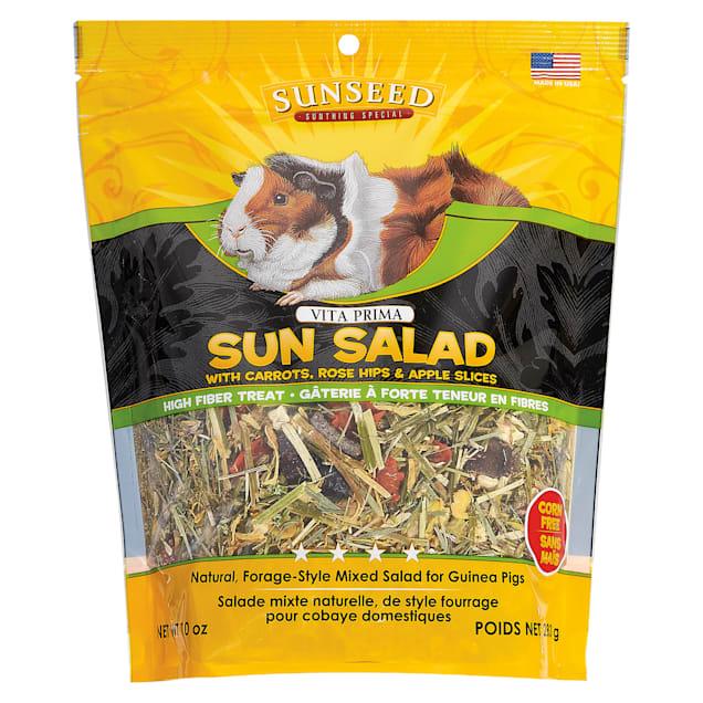Sun Seed Vita Prima Sun Salad Guinea Pig Treat, 10 oz. - Carousel image #1