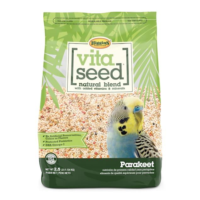 Higgins Vita Seed - Parakeet, 2.5 lb - Carousel image #1