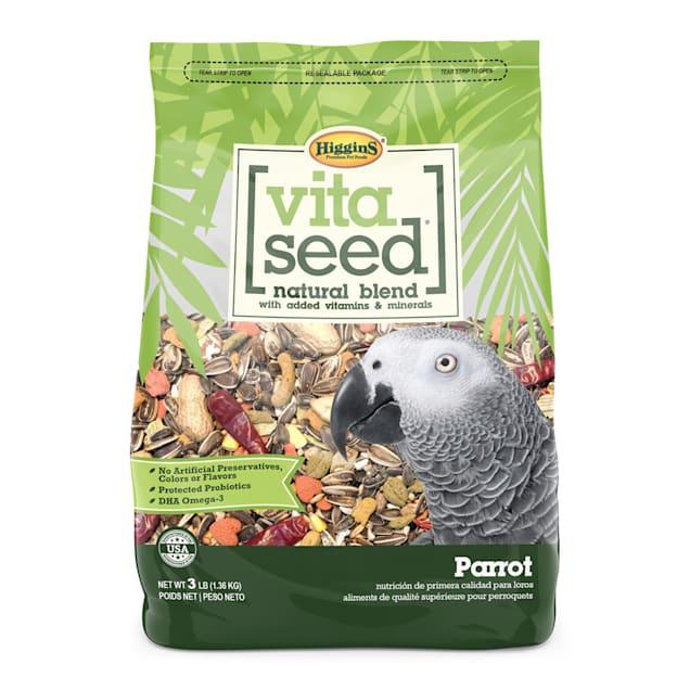 Higgins Vita Seed - Parrot, 3 lb - Carousel image #1