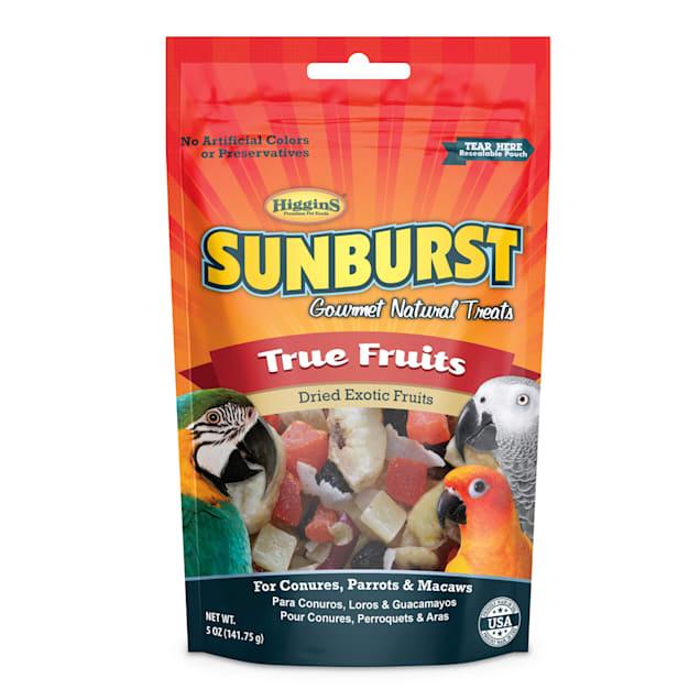 Higgins Sunburst Gourmet Natural Treats - True Fruits, 5 oz - Carousel image #1