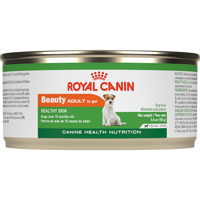 Royal Canin Canine Health Nutritionadult Beauty In Gel Wet Dog Food, 5.8 oz., Case of 24 - Carousel image #1