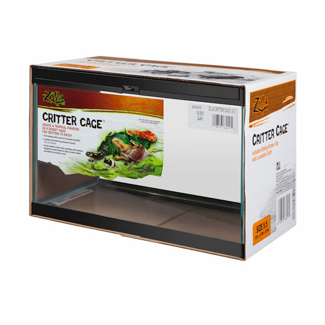 Zilla Critter Cage, 5.5 Gallon - Carousel image #1