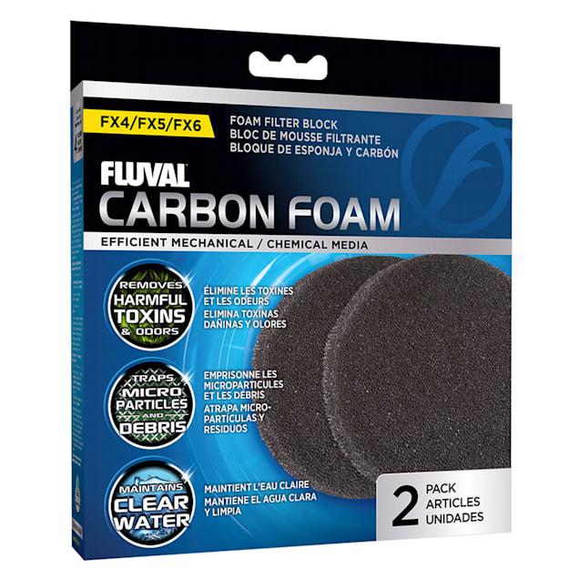 Fluval FX5/FX6 Carbon Impregnated Foam Pads - Carousel image #1