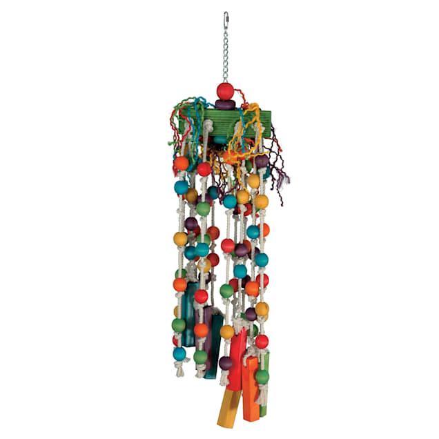 "Caitec Push Pull Bird Toy, 10"" W X 44"" H - Carousel image #1"