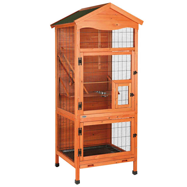 Trixie Natura Aviary Bird Cage, 30.5 X 30.5 X 70.75 in. - Carousel image #1