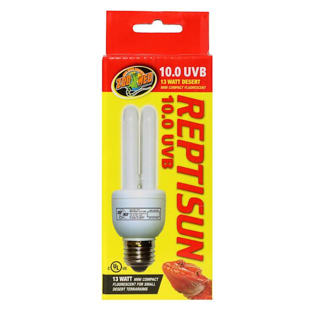 Zoo Med ReptiSun 10.0 Mini Compact Fluorescent Lamp, 13 Watts - Carousel image #1