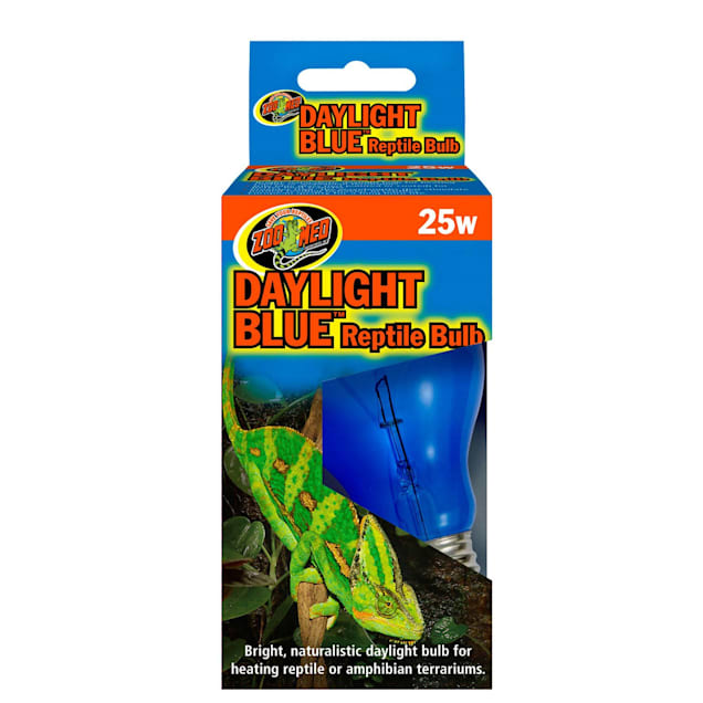 Zoo Med Daylight Blue Reptile Bulb, 25w - Carousel image #1