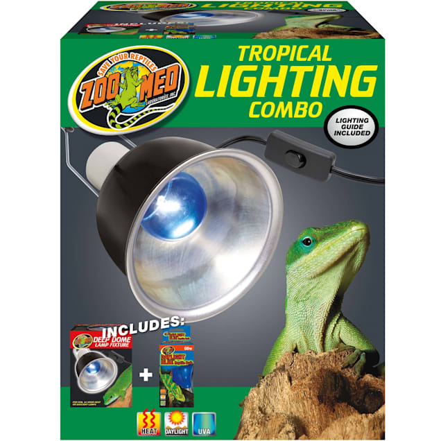 Zoo Med Tropical Lighting Combo Pack - Carousel image #1