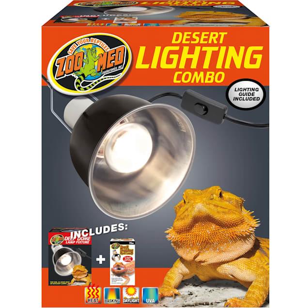 Zoo Med Desert Lighting Combo Pack - Carousel image #1