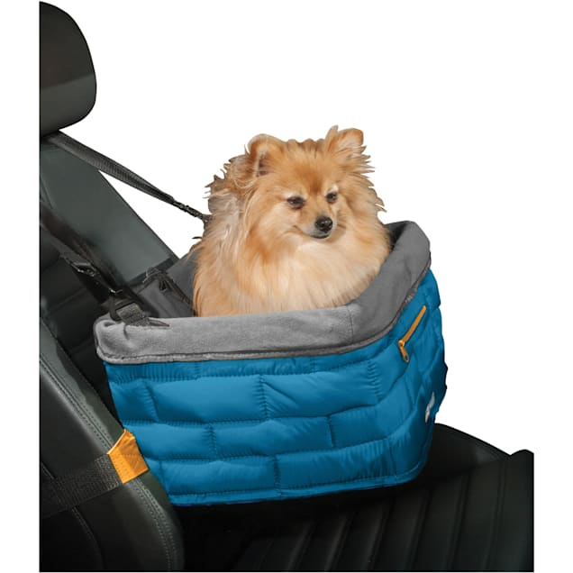 Kurgo Loft Booster Blue Dog Car Seat - Carousel image #1
