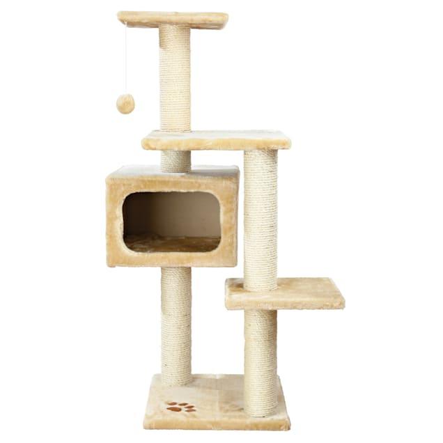 "Trixie Palamos Cat Tree, 42.75"" H - Carousel image #1"