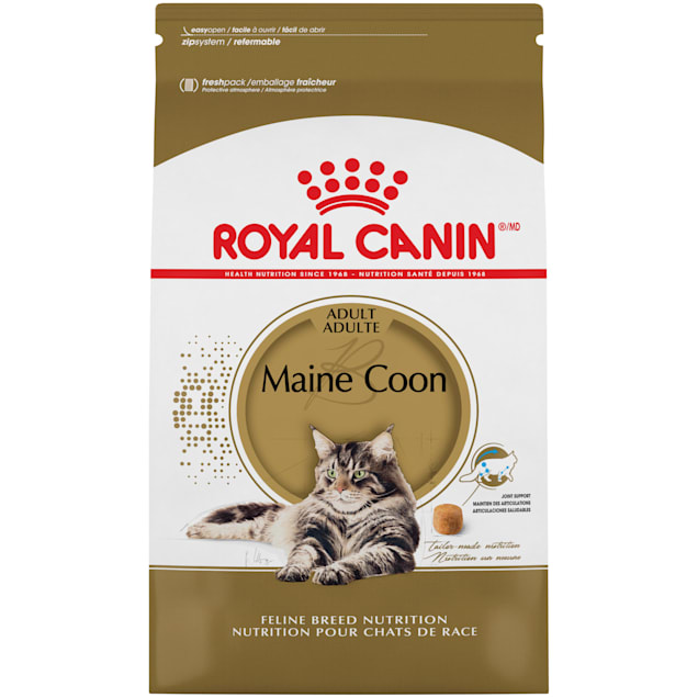 Royal Canin Maine Coon Breed Adult Dry Cat Food, 6 lbs. - Carousel image #1