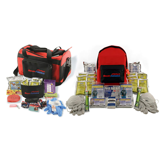 Ready America Grab 'n Go Small Dog and Two Person 3 Day Emergency Kit - Carousel image #1