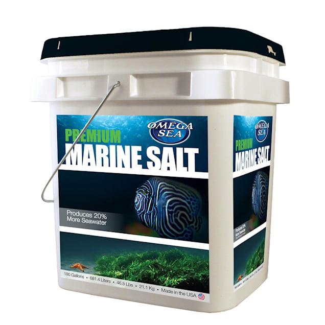 Omega Sea Premium Marine Salt, 46.5 lbs. - Carousel image #1