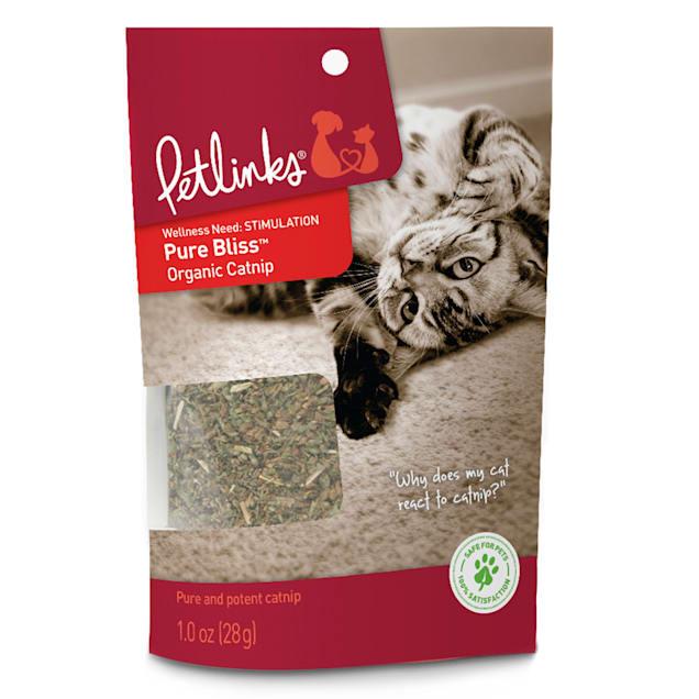 Petlinks System Pure Bliss Certified Organic Catnip - Carousel image #1