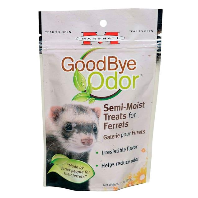 Marshall Pet Products Goodbye Odor Ferret Treats, 2.5 oz. - Carousel image #1