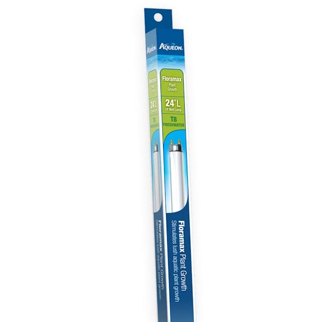 "Aqueon Floramax 17 Watts T8 Fluorescent Bulb, 24"" Length - Carousel image #1"