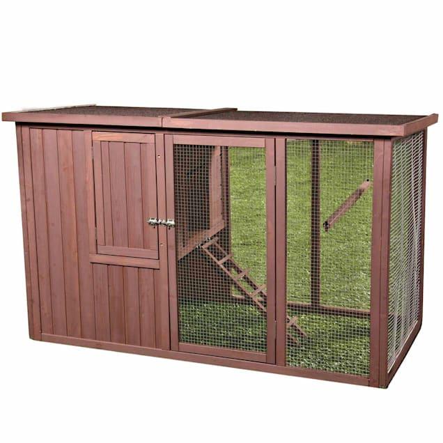 "WARE Premium + Chick-N-Cottage Chicken Coop, 60.75"" L x 30.5"" W x 37.5"" H - Carousel image #1"