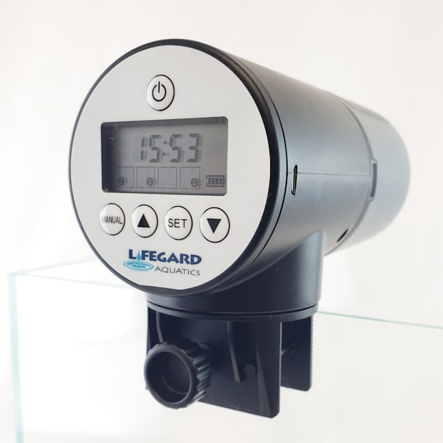 Lifegard Aquatics IntelliFeed Automatic Fish Feeder - Carousel image #1