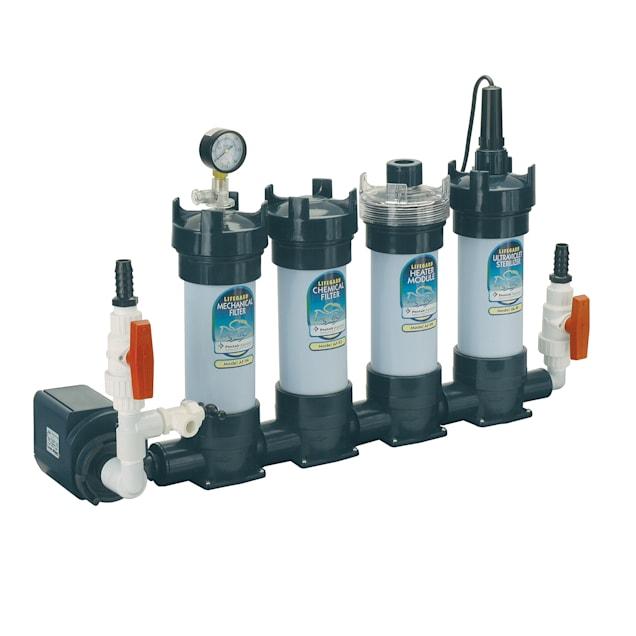 Lifegard Aquatics In Line Pre-Assembled System - Carousel image #1