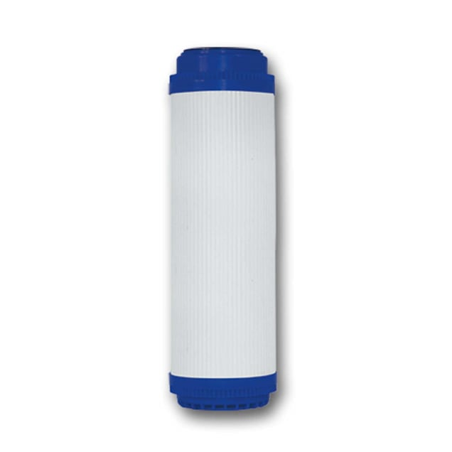 """Coralife Pure Flo II Reverse Osmosis Granulated Activated Carbon Pre-Filter Cartridge, 9.7"""" L X 1.8"""" W X 2"""" H - Carousel image #1"""