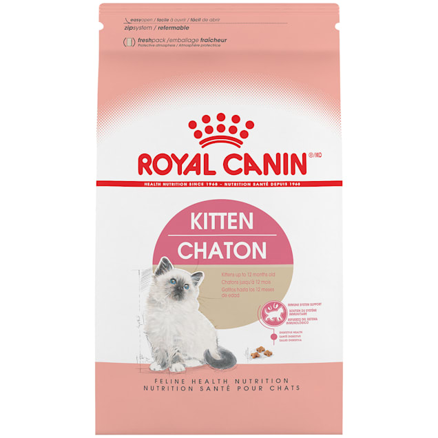 Royal Canin Feline Health Nutrition Dry Food for Young Kittens, 15 lbs. - Carousel image #1