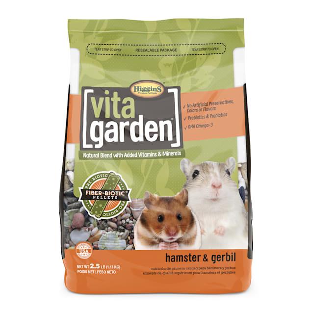 Higgins Vita Garden -  Hamster/Gerbil, 2.5 lb - Carousel image #1