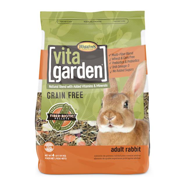Higgins Vita Garden -  Adult Rabbit, 4 lb - Carousel image #1