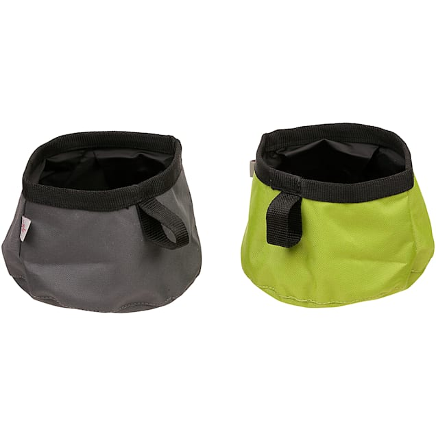 """Good2Go Take Out Collapsible Pet Travel Bowl, 7"""" L X 4.5"""" W - Carousel image #1"""