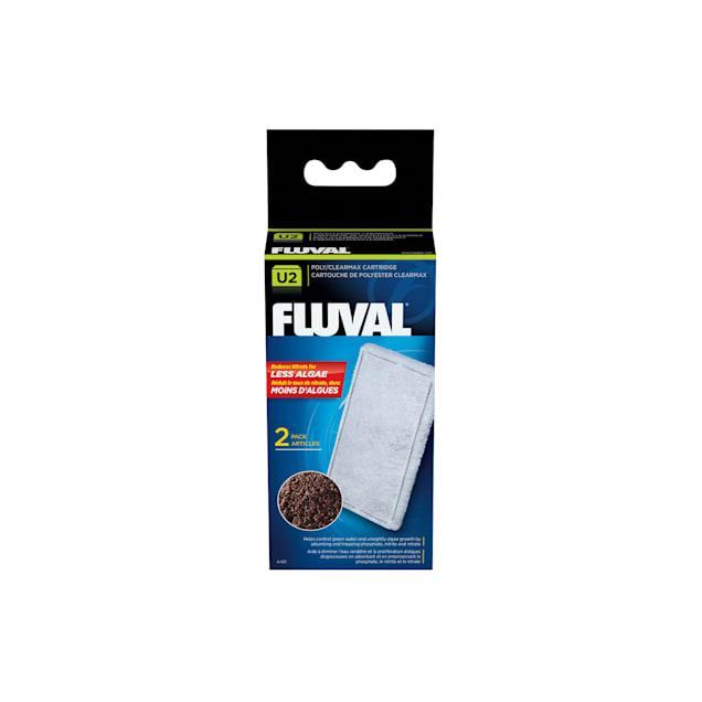 Fluval U2 Clearmax Filter Cartridge, Pack of 2 cartridges - Carousel image #1