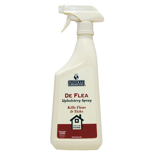 Natural Chemistry De Flea Upholstery Spray, 24 fl. Oz. - Carousel image #1