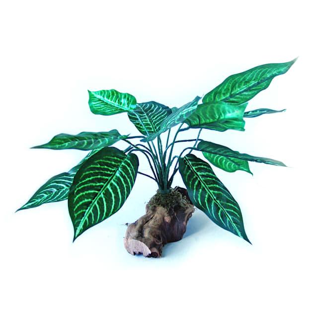 Mac's Creations Large Assorted Reptile Habitat Plant - Carousel image #1