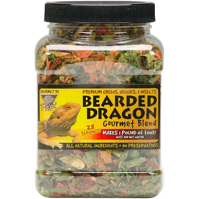 T-Rex Bearded Dragon Gourmet Food Blend, 4 oz. - Carousel image #1