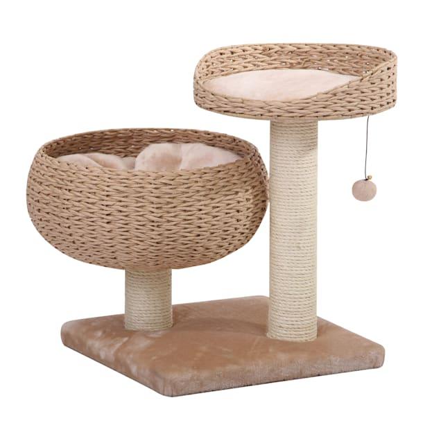 "PetPals Group Nesting Area Cat Furniture, 23"" H - Carousel image #1"