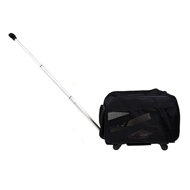"Smart Cart Black Dog Cart, Medium, 11.3"" L X 19.5"" W X 13"" H - Carousel image #1"
