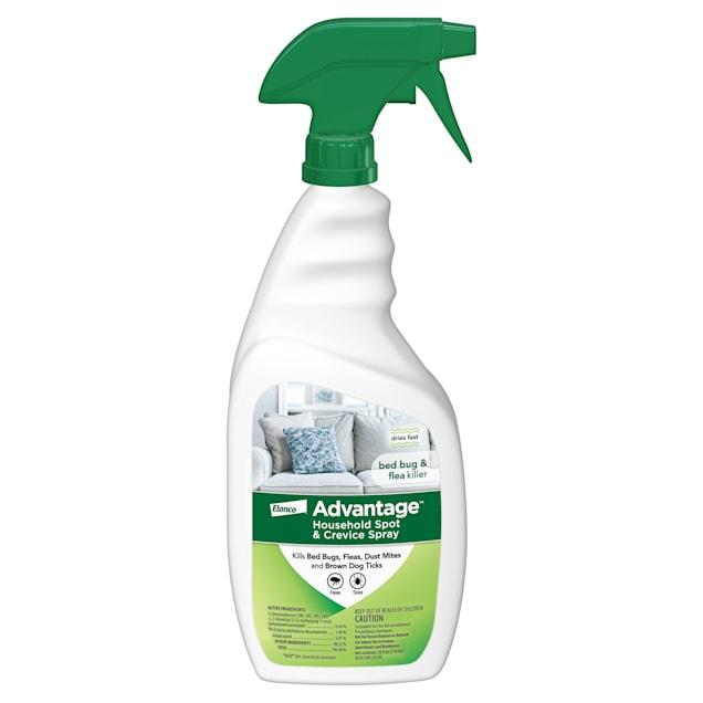 Advantage Bayer Household Spot & Crevice Spray, 24 fl. oz. - Carousel image #1