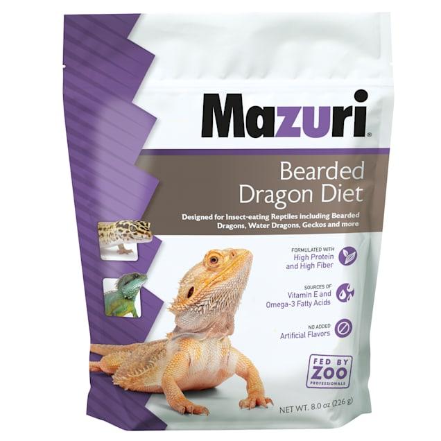 Mazuri Bearded Dragon Diet, 8 oz. - Carousel image #1