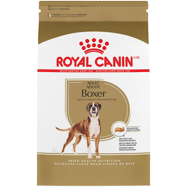 Royal Canin Breed Health Nutrition Boxer Adult Dry Dog Food, 30 lbs. - Carousel image #1