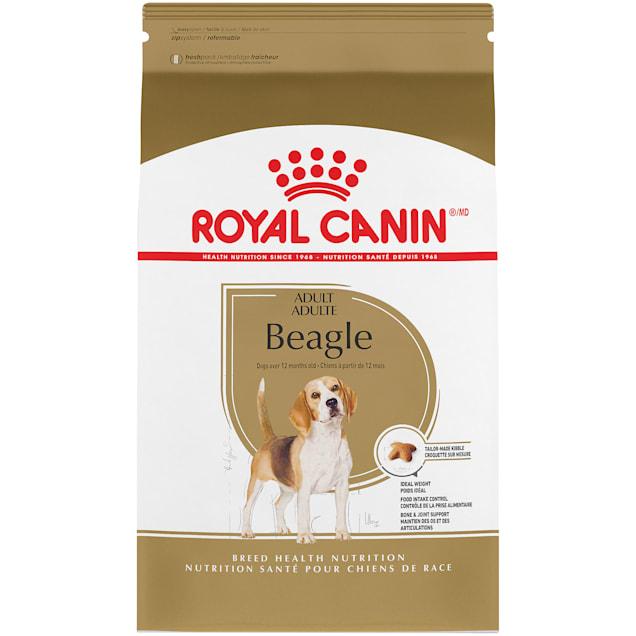 Royal Canin Breed Health Nutrition Beagle Adult Dry Dog Food, 6 lbs. - Carousel image #1