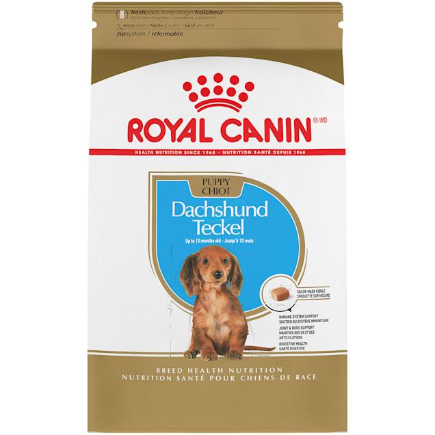Royal Canin Breed Health Nutrition Dachshund Puppy Dry Dog Food, 2.5 lbs. - Carousel image #1