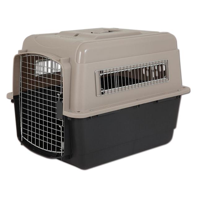 "Petmate Ultra Vari Dog Kennel, 28"" L X 21"" W X 22"" H) - Carousel image #1"