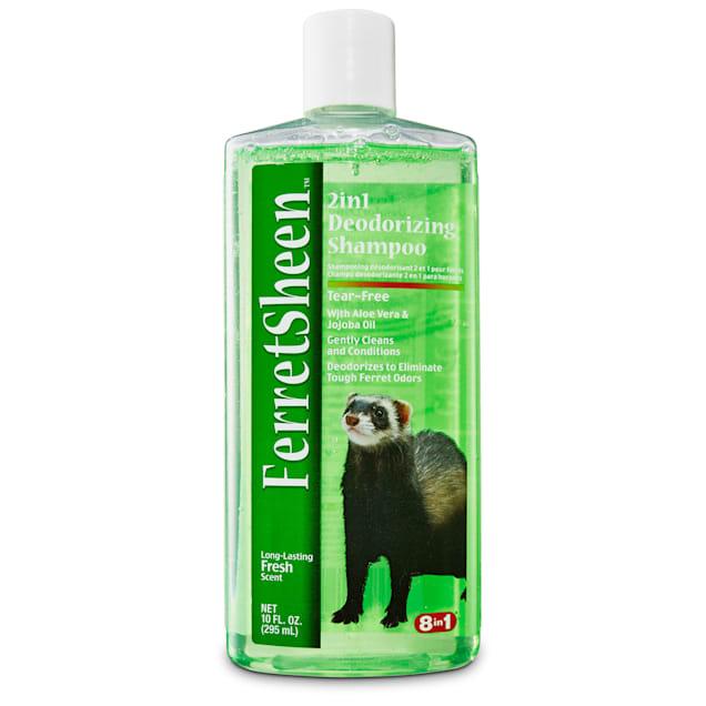 8 in 1 FerretSheen Deodorizing Ferret Shampoo, 10 fl. oz. - Carousel image #1